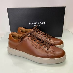 New KENNETH COLE Liam Tennis-Style Sneakers 8 M